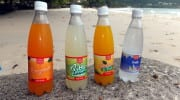 Regionale Produkte Seychellen local products Sey Pearl Softdrinks