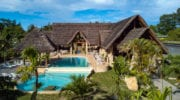 Les Lauriers Eco Hotel and Restaurant Praslin Seychelles