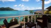 Seychellen, Praslin, Chalets Cote Mer