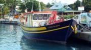 Seychellen, Frachtschiff La Belle Seraphina
