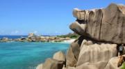 Seychellen, La Digue, Anse Marron