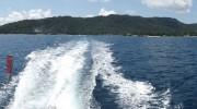 Seychellen, La Digue, Überfahrt nach Praslin