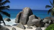 Seychellen, Mahé-Nord, Anse Machabee