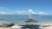 Seychellen, Mahé Nord, Beau Vallon Panorama