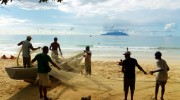 Seychellen, Mahé-Nord, Beau Vallon