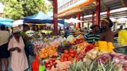 Seychellen, Mahé-Nord, Markt in Victoria