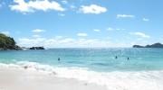 Seychellen, Mahé Süd, Anse Takamaka Panorama