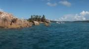 Seychellen, St. Pierre Panorama