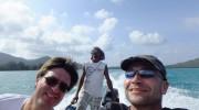 Angelausflug auf den Seychellen