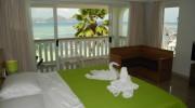 Seychellen La Digue Marie France Beach Apartments