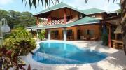 Seychellen, La Digue, La Diguoise Guesthouse