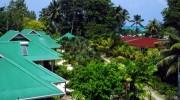 Cote d'Or Chalets, Praslin, Seychellen