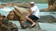 Delfinstein Seychellen
