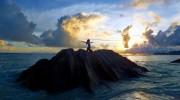 Sun Yoga La Digue Seychellen