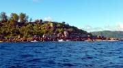 Sunset Cruise Etoile Labrine La Digue Seychellen