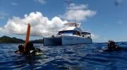 Trek Dive Diver Tauchen La Digue Seychellen