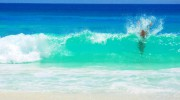 Petite Anse, La Digue, Seychellen
