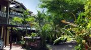 Romance Bungalows Beau Vallon Mahé Seychelles Entrance