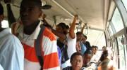 Busfahren Seychellen