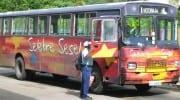 Tata Bus Seychellen