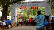 Marathon Seychellen Eco Friendly 2016 Start