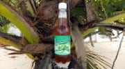 Regionale Produkte Seychellen local products Paradise Fun Apfelschorle
