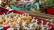Regionale Produkte Seychellen local products Sir Selwyn Selwyn-Clarke Market Gewürze