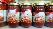 Regionale Produkte Seychellen local products Solei Pasta Soße