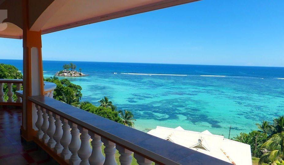 Meerblick Seychellen Au Fond de Mer View Mahé Anse Royale