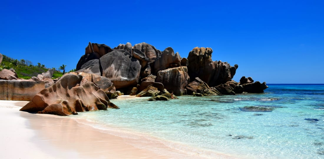Anse Cocos La Digue Seychelles