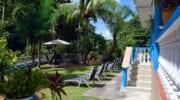 Acquario Villa Guesthouse Cote d'Or Praslin Seychellen