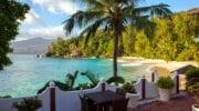 Anse Soleil Beachcomber Hotel Mahe Seychellen